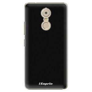 Plastové puzdro iSaprio - 4Pure - černý - Lenovo K6 Note