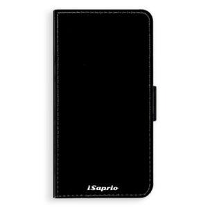 Flipové puzdro iSaprio - 4Pure - černý - Sony Xperia XZ