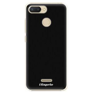 Plastové puzdro iSaprio - 4Pure - černý - Xiaomi Redmi 6