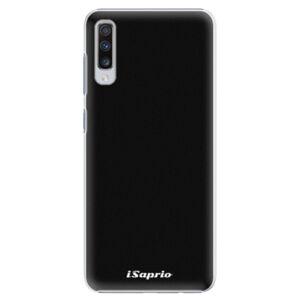 Plastové puzdro iSaprio - 4Pure - černý - Samsung Galaxy A70