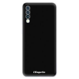 Odolné silikónové puzdro iSaprio - 4Pure - černý - Samsung Galaxy A50