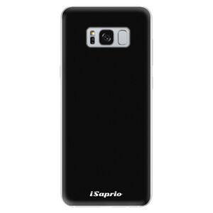Odolné silikónové puzdro iSaprio - 4Pure - černý - Samsung Galaxy S8