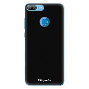 Odolné silikónové puzdro iSaprio - 4Pure - černý - Huawei Honor 9 Lite