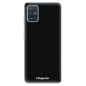Plastové puzdro iSaprio - 4Pure - černý - Samsung Galaxy A51