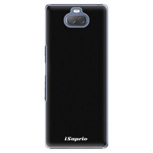 Plastové puzdro iSaprio - 4Pure - černý - Sony Xperia 10