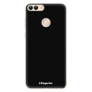 Odolné silikónové puzdro iSaprio - 4Pure - černý - Huawei P Smart