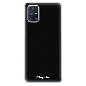 Odolné silikónové puzdro iSaprio - 4Pure - černý - Samsung Galaxy M31s