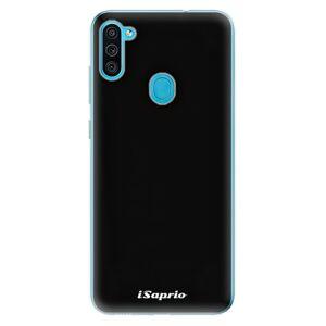 Odolné silikónové puzdro iSaprio - 4Pure - černý - Samsung Galaxy M11