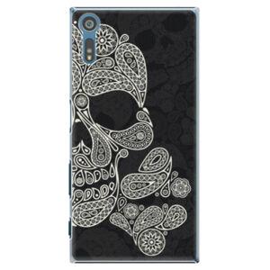 Plastové puzdro iSaprio - Mayan Skull - Sony Xperia XZ