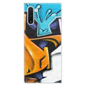 Odolné silikónové puzdro iSaprio - Graffiti - Samsung Galaxy Note 10