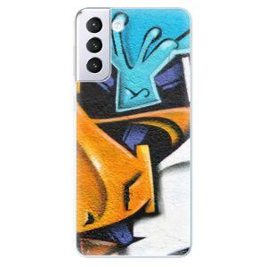 Odolné silikónové puzdro iSaprio - Graffiti - Samsung Galaxy S21+