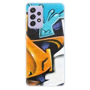 Odolné silikónové puzdro iSaprio - Graffiti - Samsung Galaxy A52/A52 5G