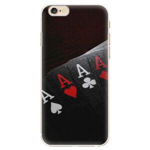 Plastové puzdro iSaprio - Poker - iPhone 6/6S