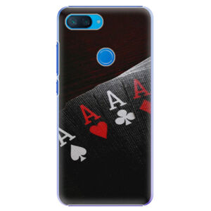 Plastové puzdro iSaprio - Poker - Xiaomi Mi 8 Lite