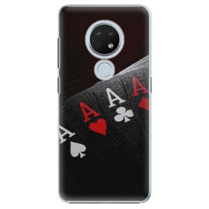 Plastové puzdro iSaprio - Poker - Nokia 6.2