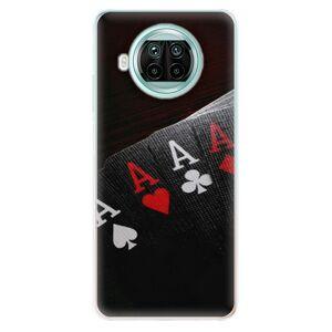 Odolné silikónové puzdro iSaprio - Poker - Xiaomi Mi 10T Lite