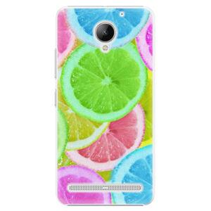 Plastové puzdro iSaprio - Lemon 02 - Lenovo C2