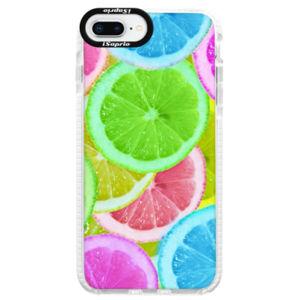 Silikónové púzdro Bumper iSaprio - Lemon 02 - iPhone 8 Plus