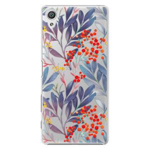 Plastové puzdro iSaprio - Rowanberry - Sony Xperia X