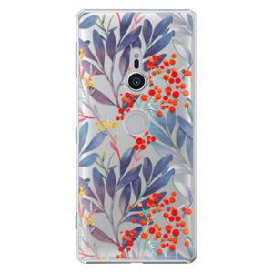 Plastové puzdro iSaprio - Rowanberry - Sony Xperia XZ2