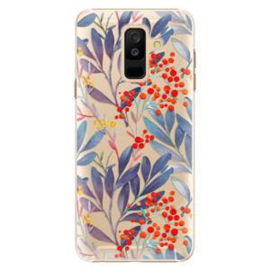 Plastové puzdro iSaprio - Rowanberry - Samsung Galaxy A6+