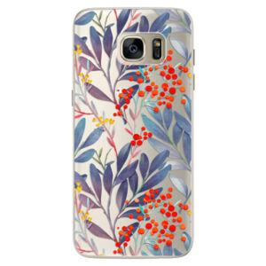 Silikónové puzdro iSaprio - Rowanberry - Samsung Galaxy S7