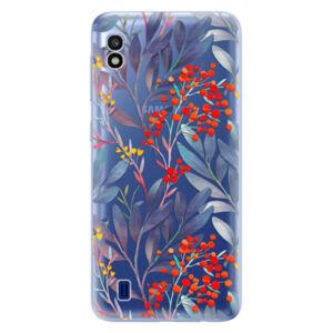 Odolné silikónové puzdro iSaprio - Rowanberry - Samsung Galaxy A10