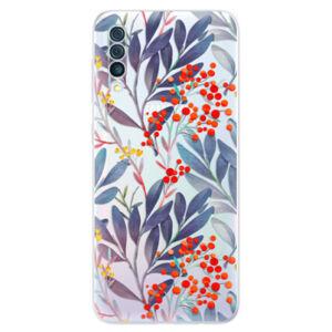 Odolné silikónové puzdro iSaprio - Rowanberry - Samsung Galaxy A50