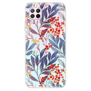 Odolné silikónové puzdro iSaprio - Rowanberry - Huawei P40 Lite