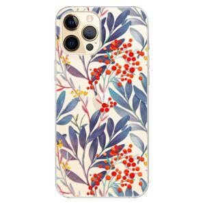 Odolné silikónové puzdro iSaprio - Rowanberry - iPhone 12 Pro Max
