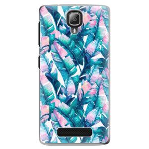Plastové puzdro iSaprio - Palm Leaves 03 - Lenovo A1000
