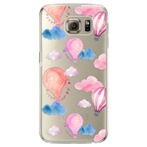 Plastové puzdro iSaprio - Summer Sky - Samsung Galaxy S6