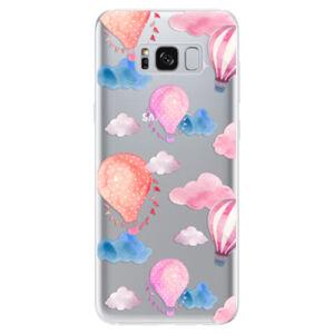 Odolné silikónové puzdro iSaprio - Summer Sky - Samsung Galaxy S8