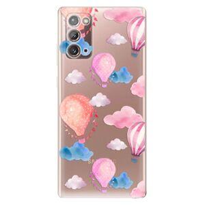 Odolné silikónové puzdro iSaprio - Summer Sky - Samsung Galaxy Note 20