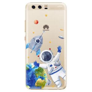 Plastové puzdro iSaprio - Space 05 - Huawei P10