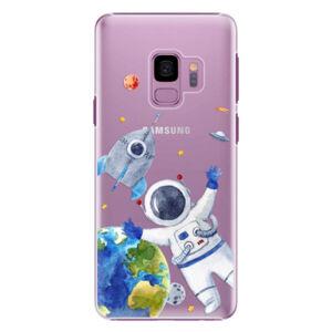 Plastové puzdro iSaprio - Space 05 - Samsung Galaxy S9