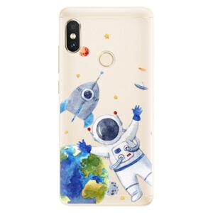 Silikónové puzdro iSaprio - Space 05 - Xiaomi Redmi Note 5
