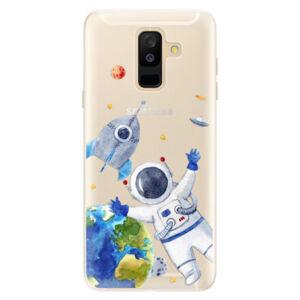 Silikónové puzdro iSaprio - Space 05 - Samsung Galaxy A6+