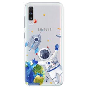Plastové puzdro iSaprio - Space 05 - Samsung Galaxy A70