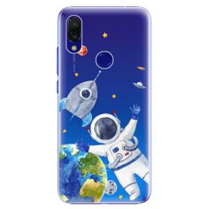 Plastové puzdro iSaprio - Space 05 - Xiaomi Redmi 7