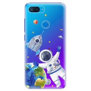 Plastové puzdro iSaprio - Space 05 - Xiaomi Mi 8 Lite