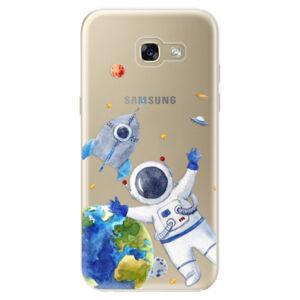 Odolné silikónové puzdro iSaprio - Space 05 - Samsung Galaxy A5 2017