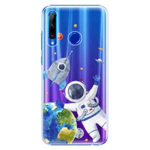 Plastové puzdro iSaprio - Space 05 - Huawei Honor 20 Lite