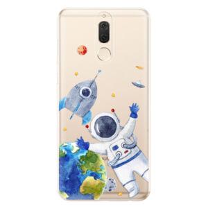 Odolné silikónové puzdro iSaprio - Space 05 - Huawei Mate 10 Lite