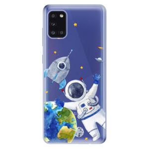 Odolné silikónové puzdro iSaprio - Space 05 - Samsung Galaxy A31