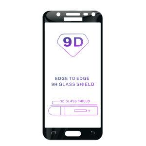 Tvrdené sklo iSaprio 9D BLACK pre Samsung Galaxy J7 2017
