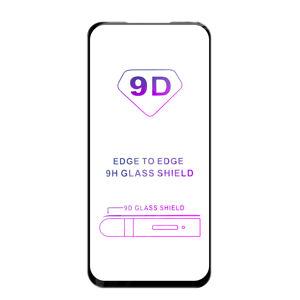 Tvrdené sklo iSaprio 9D BLACK pre Huawei P Smart 2021