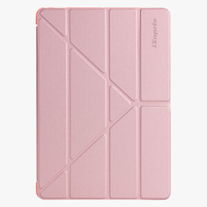 Kryt iSaprio Smart Cover na iPad - Rose Gold - iPad Air 2