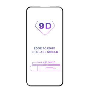 Tvrdené sklo iSaprio 9D BLACK pre Samsung Galaxy A71