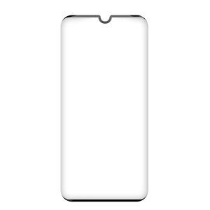 Tvrdené sklo iSaprio 9D BLACK pre Xiaomi Mi Note 10